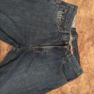 john b stetson Jeans - Jeans 32x36